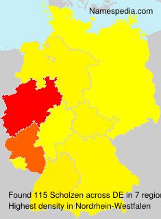 Scholzen