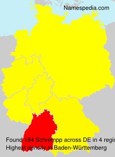 Schrempp