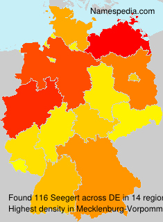 Seegert - Germany