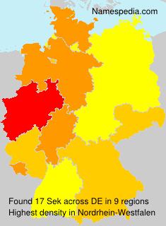 Sek - Germany