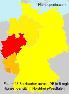 Solzbacher