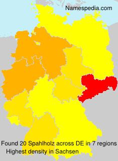 Spahlholz