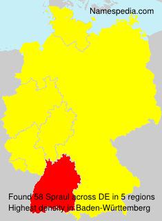 Spraul