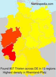Thielen - Germany