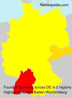 Uzunovic