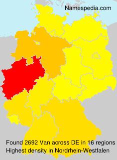 Van - Germany