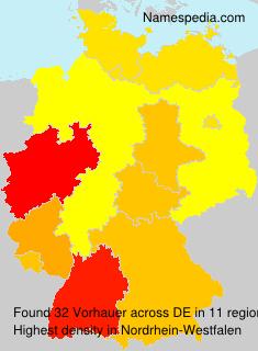 Vorhauer