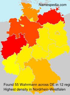 Wahrmann