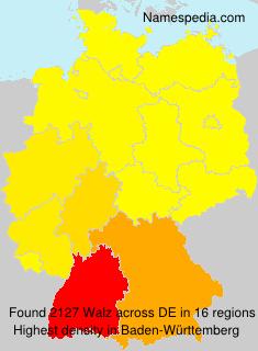 Walz - Germany
