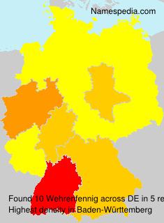 Wehrenfennig