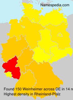 Weinheimer