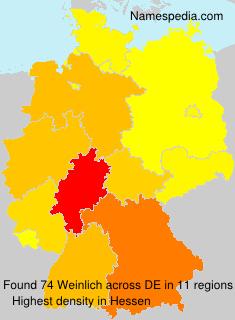 Weinlich