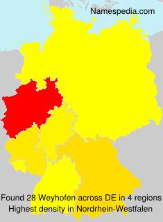 Weyhofen