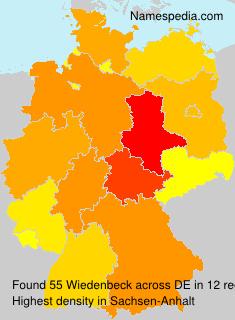 Wiedenbeck