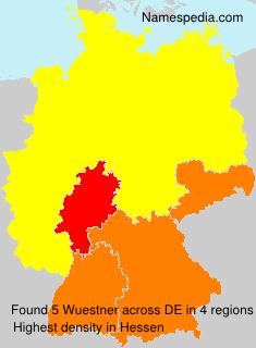 Wuestner