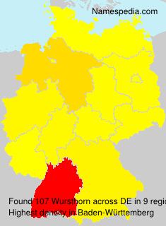 Wursthorn