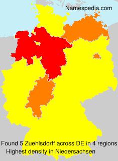 Zuehlsdorff