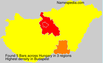 Surname Bars in Hungary
