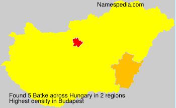 Batke