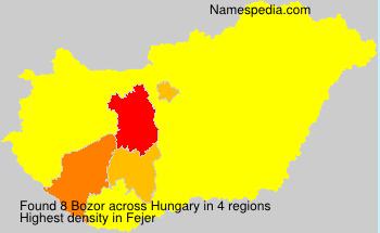 Bozor - Hungary