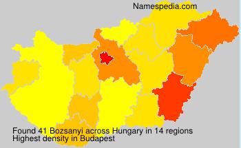 Bozsanyi