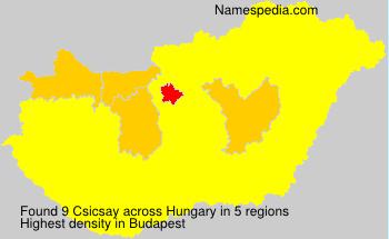 Csicsay