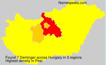 Deminger