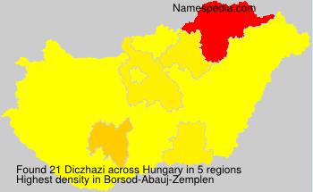 Diczhazi