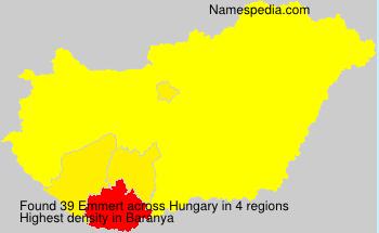 Emmert - Hungary