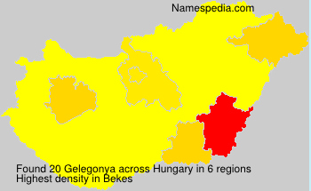 Gelegonya