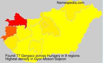 Gergacz