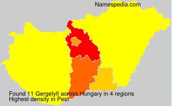 Gergelyfi