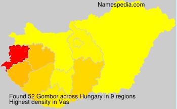 Gombor