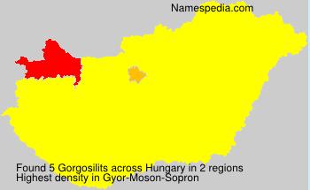 Gorgosilits