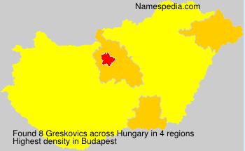 Greskovics