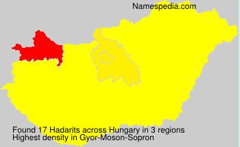 Hadarits