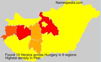 Hersics