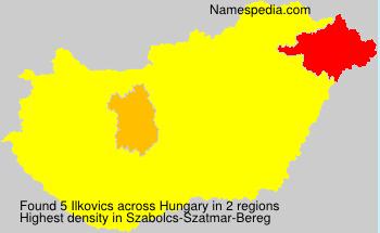 Ilkovics