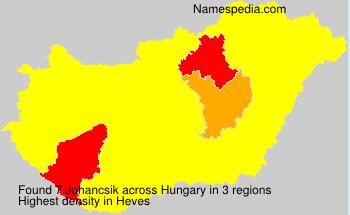 Johancsik - Hungary