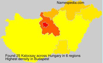 Kalocsay