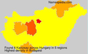 Kanizsay