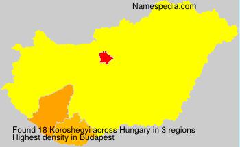 Koroshegyi
