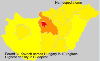 Kovach