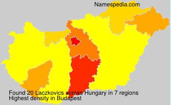 Laczkovics