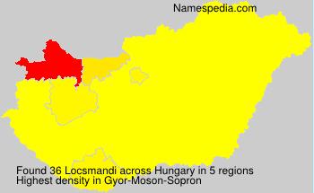 Locsmandi