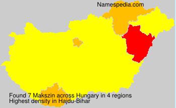 Makszin