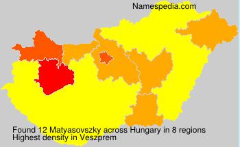 Matyasovszky