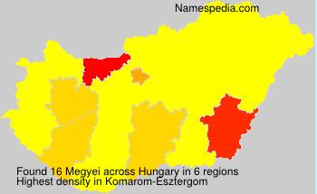 Megyei
