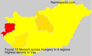 Mersich