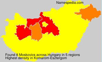 Moskovics